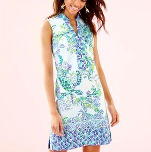 🌴 NWT Lilly Pulitzer Larsen Shift Dress
